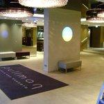 Pullman Munich lobby