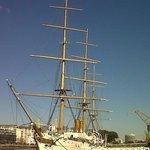 Fragata / barco - Museo