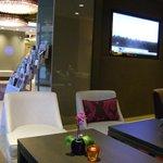 Pullman Munich lobby bar