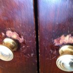 Worn furniture In room! All rooms In Desparate need of repairs