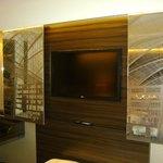 Pullman Munich TV set and design