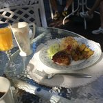 Ruth's Very Tasty Gourmet Breakfast at Deer Creek Inn