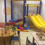 Play room for toddlers
