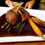 Lamb steak large Yummy~~