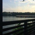 Overlooking Lake Tobesofkee