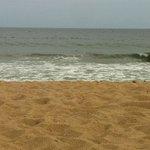 La plage et le grand Quai