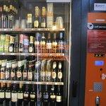 booze vending machine