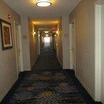 Rooms' corridor