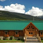 The Caribou Grill steakhouse in Valemount, BC
