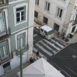 Rua lateral