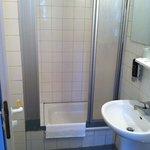 2nd floor single bathroom