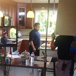 Crossings - Executive Chef Lalo Sanchez - GE Chef Series shoot