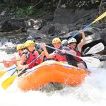 5 stars for making our trip to Montana a blast!! The whitewater rafting was awesome!! Guide John
