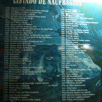 Listas de naves naufragadas