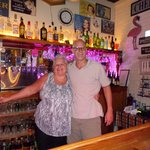 "Visit the friendliest ""mean"" bartender at Seagles Saloon"