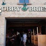 Entrance to Bobby's O'Briens