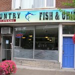 Country Fish and Chips,Port Credit,Ontario