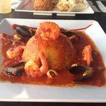 Seafood Monfongo