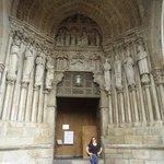 Entrada da Catedral