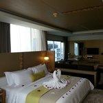 Honeymoon set up - Corner suite