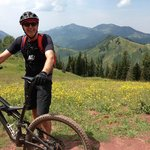 AA on Wasatch Crest Park City UTAH August 2014