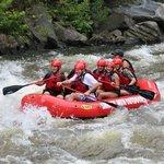 August 2014 Rafting Trip
