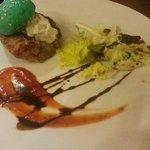 Hamburguesa mini de color