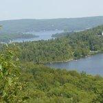 Lac lachigan et morency