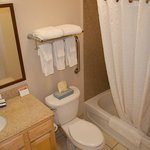 Candlewood Suites Meridian Business Center Foto
