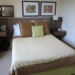 TINY bed!