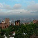 Cómo amanece mi hermosa ciudad desde Plaza Granada
