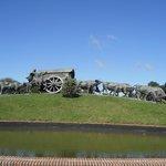 Monumento La Carreta