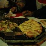 pizza salgada