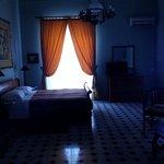 Large comfy bedroom