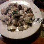 Tortellini dish - sorry for cellphone photo quality