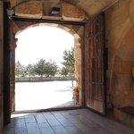 Saruhan Caravanserai Entrance