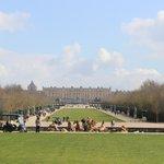 Versalles desde el Gran Canal