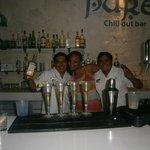 Josue and friend were the best!