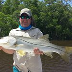 That's a nice snook.