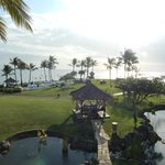 Wedding reception setup from Sunset Lounge