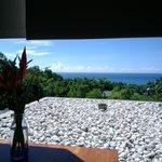 早餐搭配窗外美景真享受^  ^