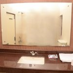 Large dressing mirrors