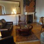 Lounge Area on Ground Floor.