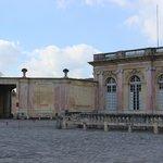 Entrada al Grand Trianon