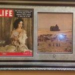 Elizabeth Taylor, cover of Life,  October 15 1956
