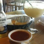 Corona.. meet my margarita!