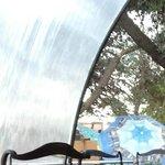 Снова ниспадающий фонтан