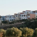 traditional greece hotel