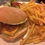Onions burger