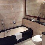 Mini suite #541 bathroom